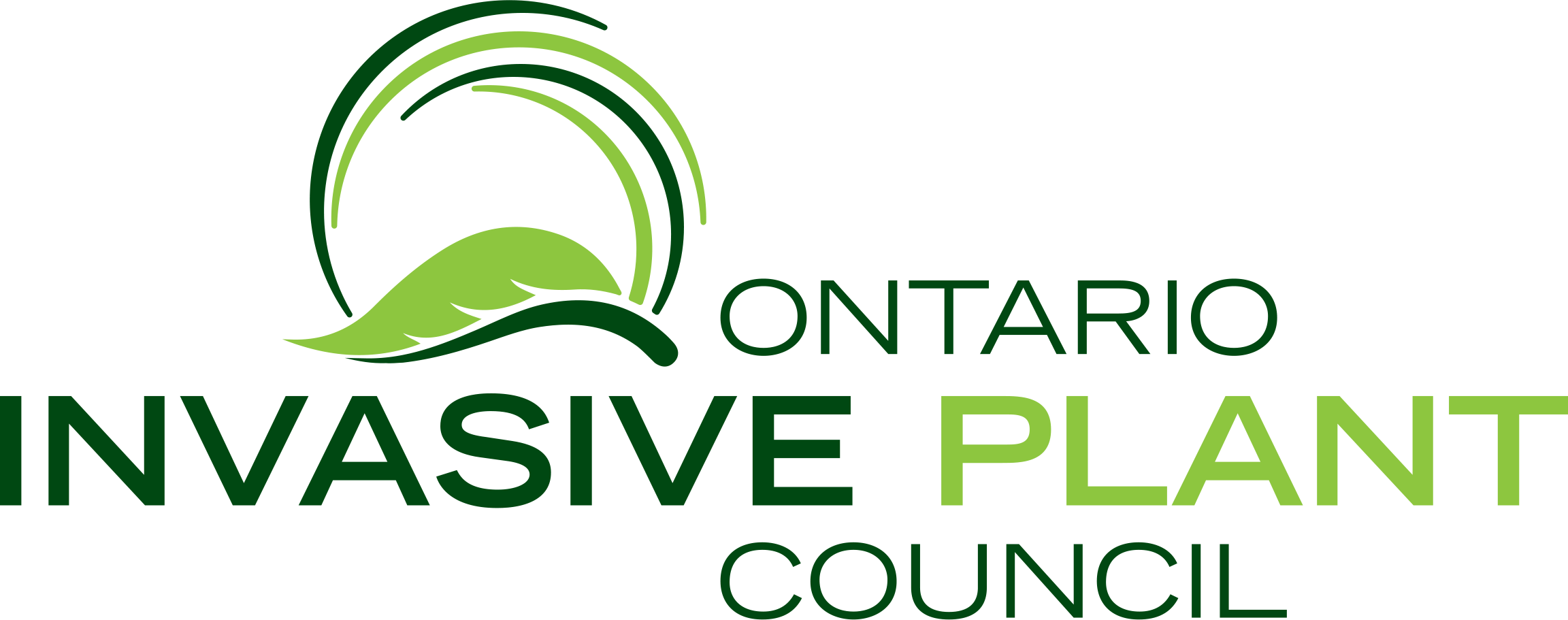 Ontario Invasive Plant Council logo