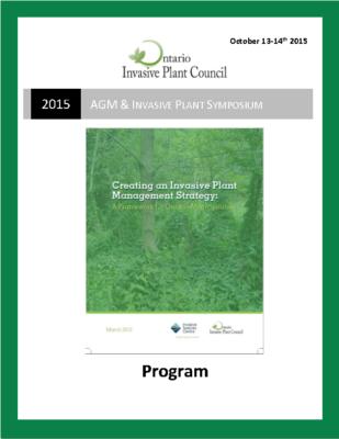 2015 AGM Program