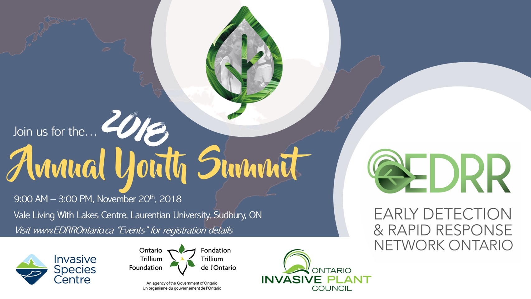 2018 EDRR Invasive Species Youth Summit